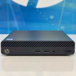Персональный компьютер HP 260 G3 Mini Core i3-7130U,4GB,500GB, USBkbd/mouse,FreeDos,1-1-1 Wty (repl.2KL49EA) (4VG00EA#ACB)