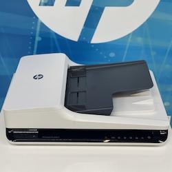 Сканер HP ScanJet Pro 2500 f1 (CIS, A4, 1200dpi, 24bit, USB 2.0, ADF 50 sheets, Duplex, 20 ppm/40 ipm, 1y warr, replace SJ 5590 (L1910A))