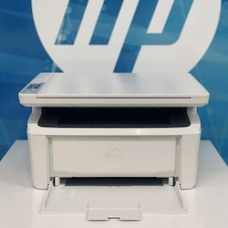 МФУ HP LaserJet Pro MFP M28w RU (p/c/s/, A4, 600dpi, 18 ppm, 32 Mb, 1 tray 150, USB/LAN/Wi-Fi, Flatbed, Cartridge 500 pages & USB cable 1m in box, 1y warr.)